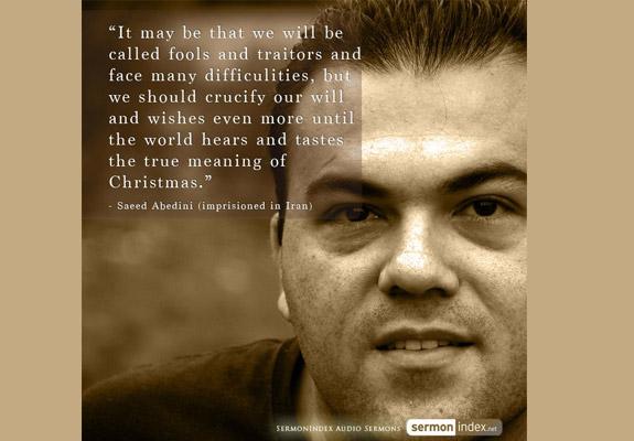 Saeed Abedini Quote