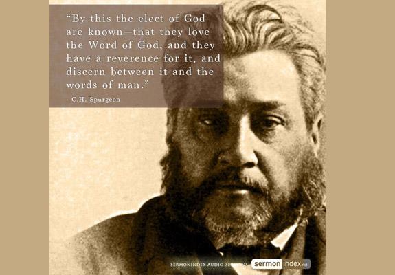 C.H. Spurgeon Quote 4
