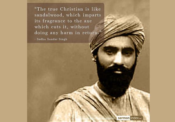 Sadhu Sundar Singh Quote 4