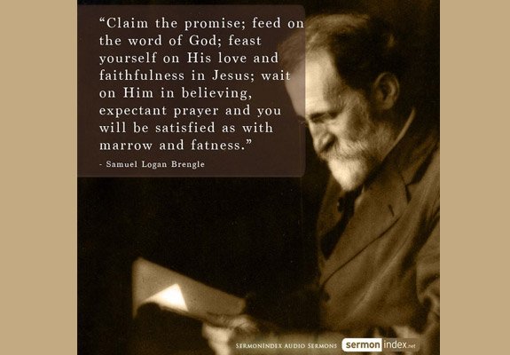 Samuel Logan Brengle Quote 3