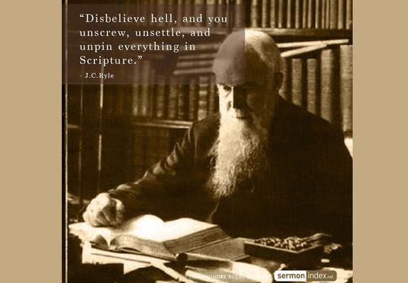 J.C.Ryle Quote 2