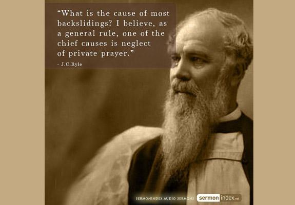 J.C.Ryle Quote 3