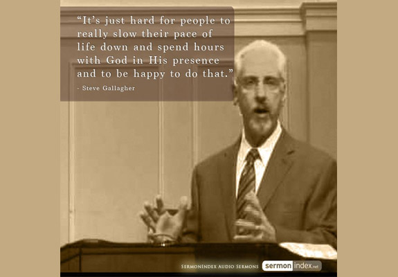 Steve Gallagher Quote 2