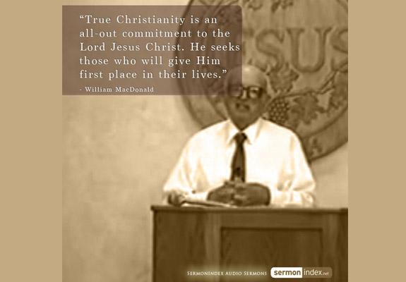 William MacDonald Quote 3