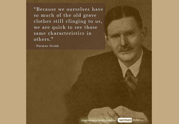 Norman Grubb Quote 2