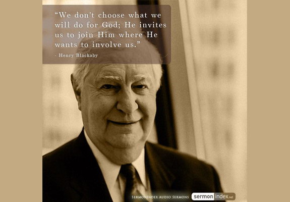 Henry Blackaby Quote 4