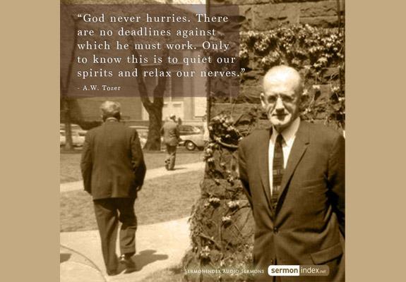 A.W. Tozer Quote 5