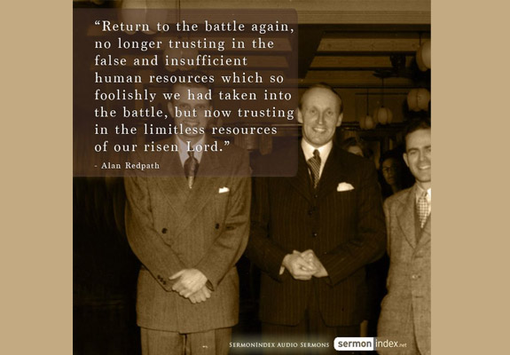 Alan Redpath Quote 3
