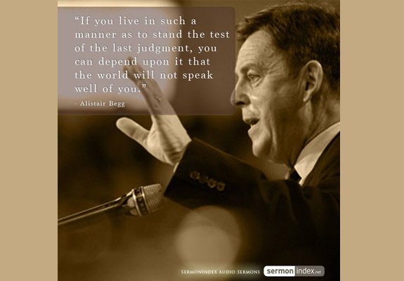 Alistair Begg Quote 2