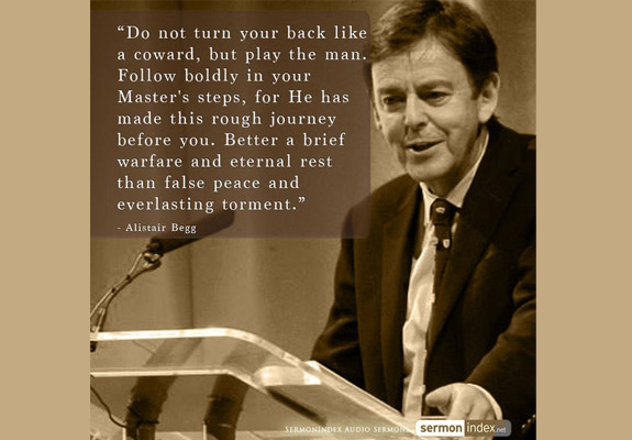 Alistair Begg Quote 5
