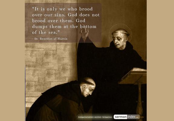 St. Benedict of Nursia Quote 3