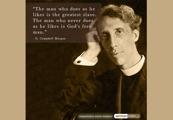 G. Campbell Morgan Quote 4