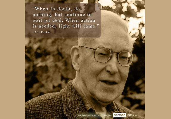 J.I. Packer Quote 2