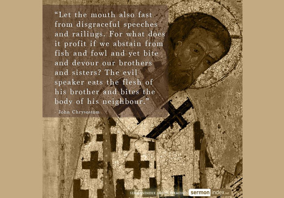 John Chrysostom Quote 2