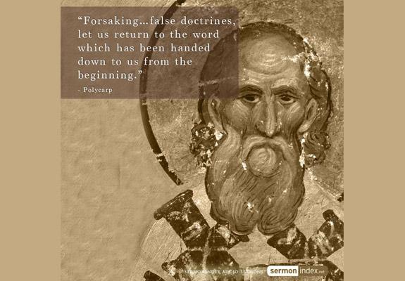 Polycarp Quote 3