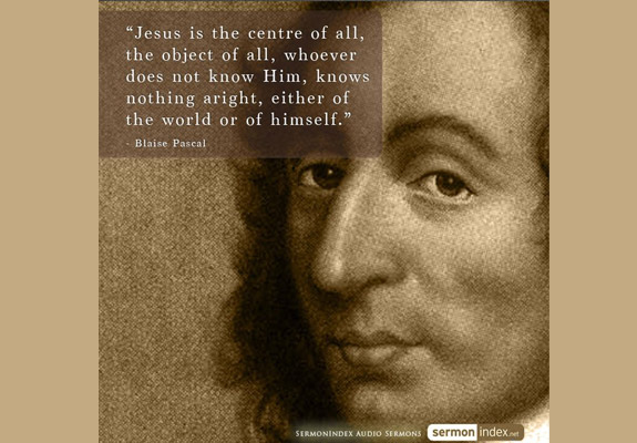 Blaise Pascal Quote 2