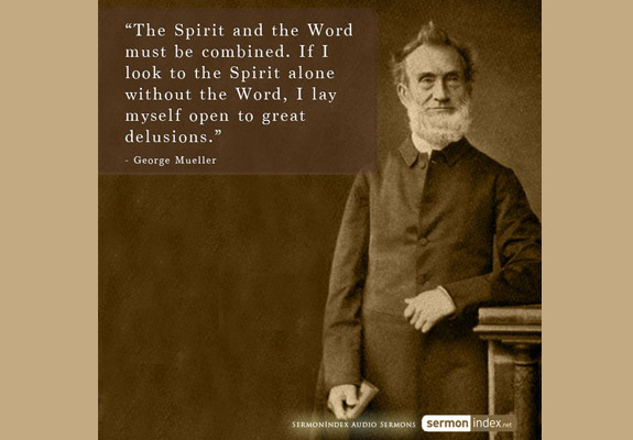 George Mueller Quote 3