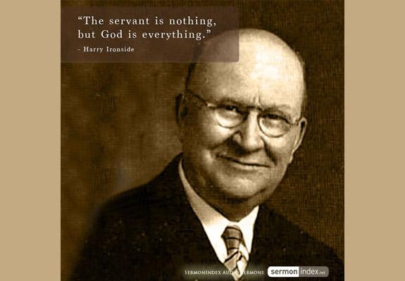 Harry Ironside Quote 4