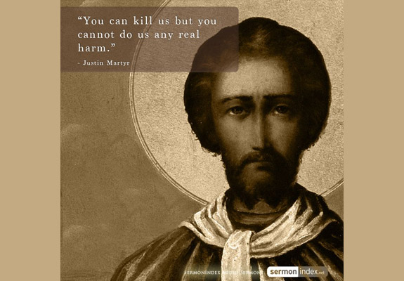 Justin Martyr Quote 4