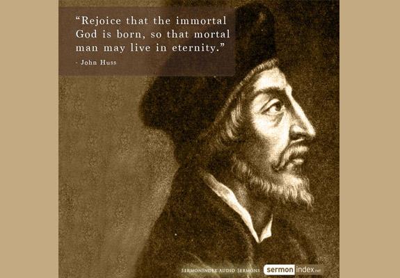 John Huss Quote 3