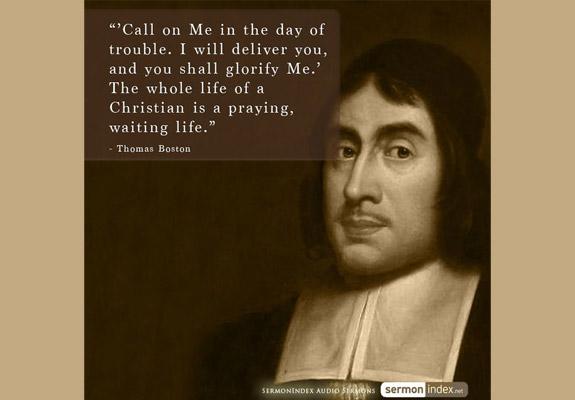 Thomas Boston Quote 2