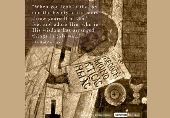 Basil of Caesarea Quote