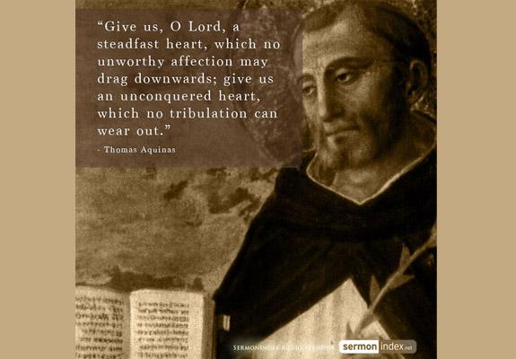 Thomas Aquinas Quote 2