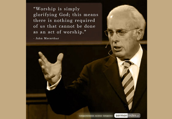 John Macarthur Quote 4