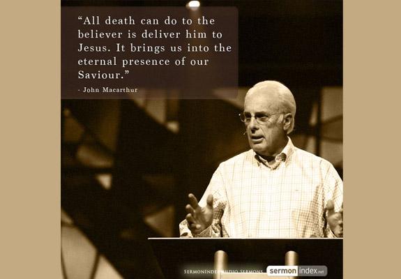 John Macarthur Quote 6