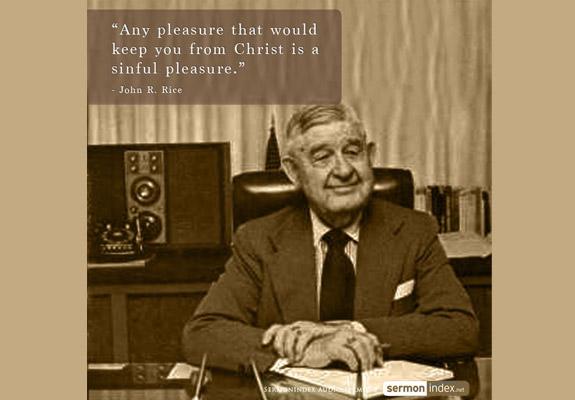 John R. Rice Quote 2