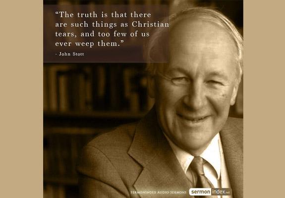 John Stott Quote 3