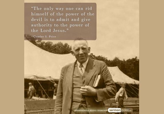 Charles S. Price Quote 3