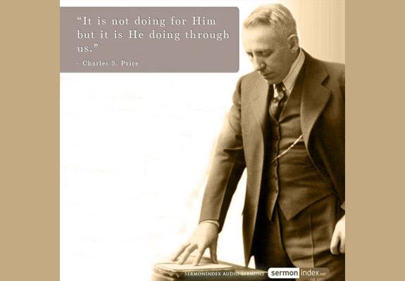 Charles S. Price Quote 5