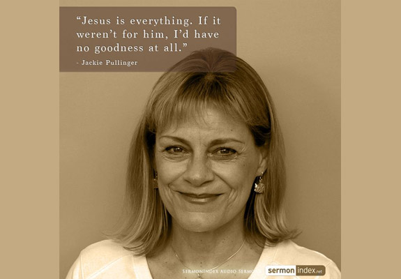 Jackie Pullinger Quote