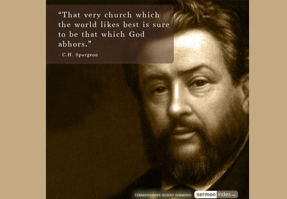 C.H. Spurgeon Quote 9