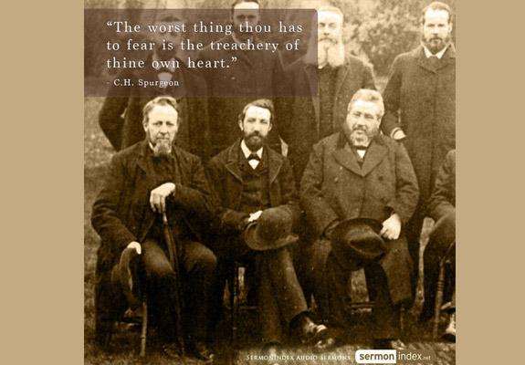 C.H. Spurgeon Quote 10