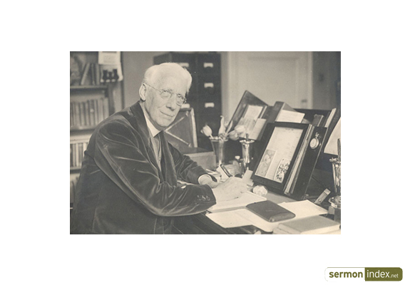 G. Campbell Morgan on Radio