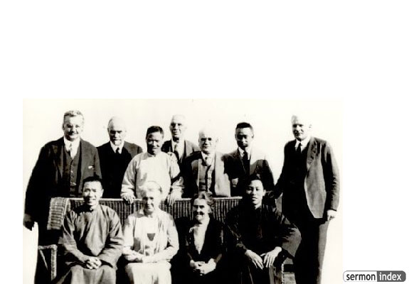 Watchman Nee and the Taylor Brethren
