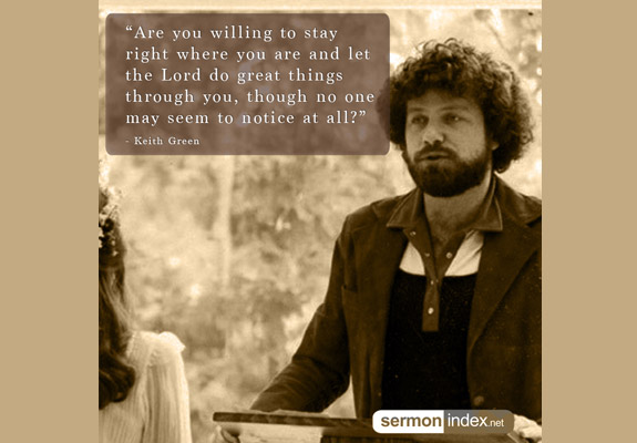 Keith Green Quote 4