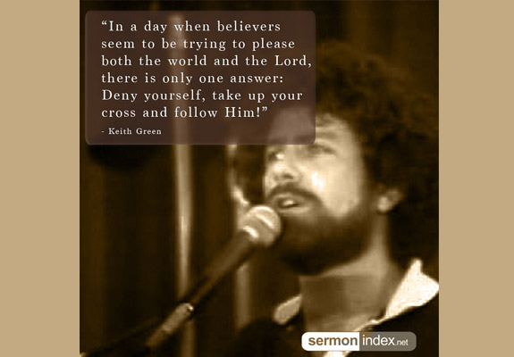Keith Green Quote 5