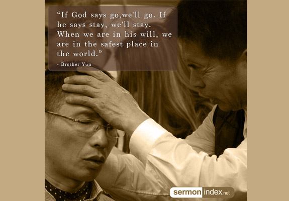 Brother Yun Quote 8