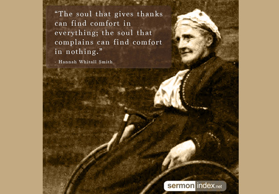 Hannah Whitall Smith Quote 2