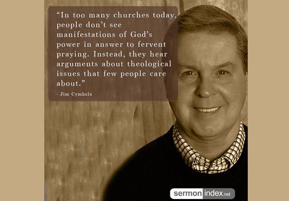 Jim Cymbala Quote 6