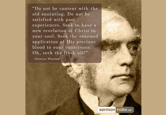 Octavius Winslow Quote 2