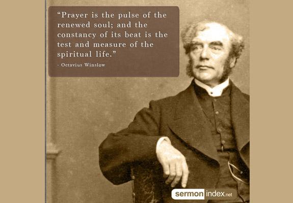Octavius Winslow Quote 3