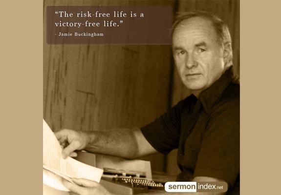 Jamie Buckingham Quote
