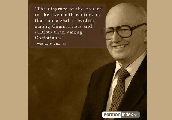 William MacDonald Quote 5