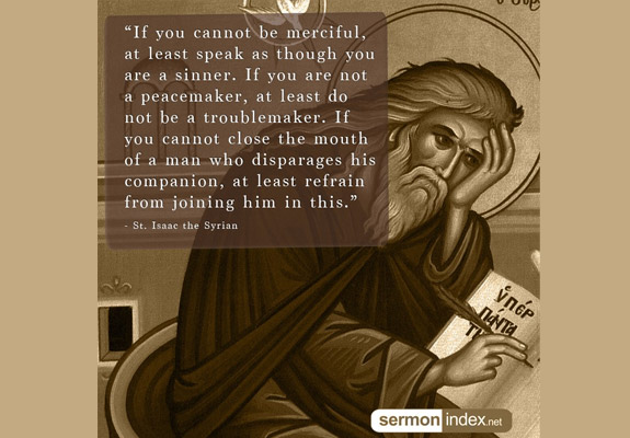 St. Isaac the Syrian Quote 2