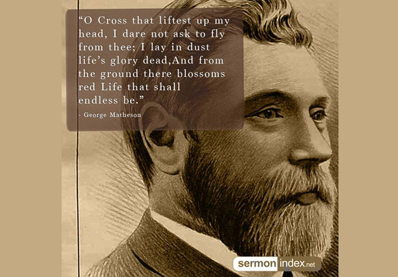 George Matheson Quote 2
