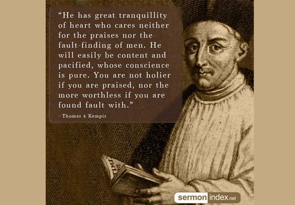 Thomas à Kempis Quote 5